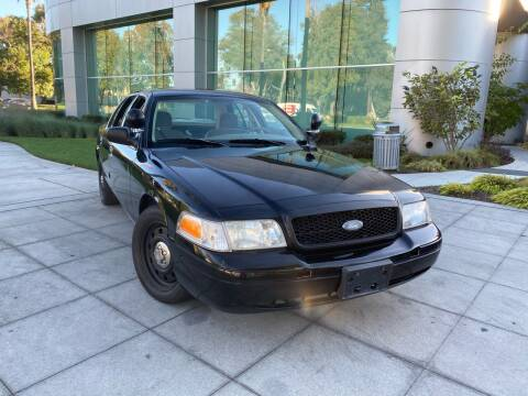 2008 Ford Crown Victoria for sale at Top Motors in San Jose CA