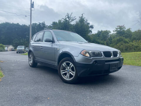 2005 BMW X3 for sale at Deals On Wheels LLC in Saylorsburg PA