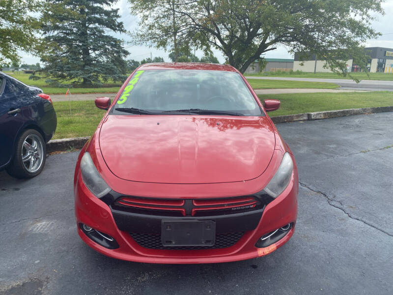 2013 Dodge Dart for sale at 309 Auto Sales LLC in Harrod OH