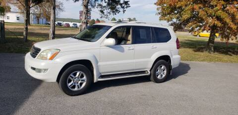2005 Lexus GX 470 for sale at Elite Auto Sales in Herrin IL