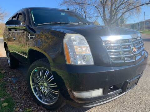 2007 Cadillac Escalade for sale at Trocci's Auto Sales in West Pittsburg PA