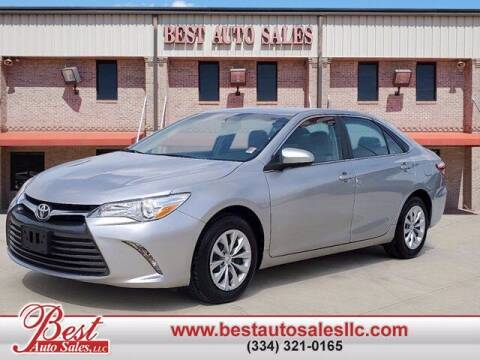 2015 Toyota Camry for sale at Best Auto Sales LLC in Auburn AL
