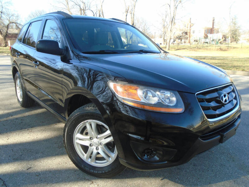 2011 Hyundai Santa Fe for sale at Sunshine Auto Sales in Kansas City MO