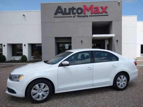 2014 Volkswagen Jetta for sale at AutoMax of Memphis - Darrell James in Memphis TN