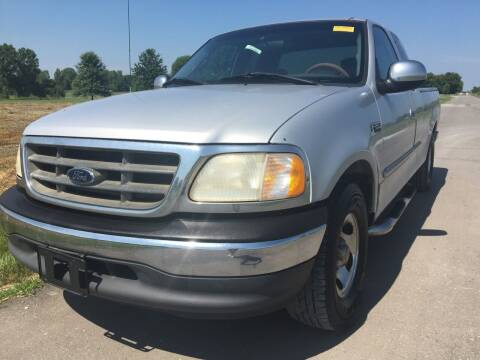 2001 Ford F-150 for sale at Nice Cars in Pleasant Hill MO