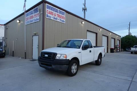 2008 Ford F-150 for sale at Universal Credit in Houston TX