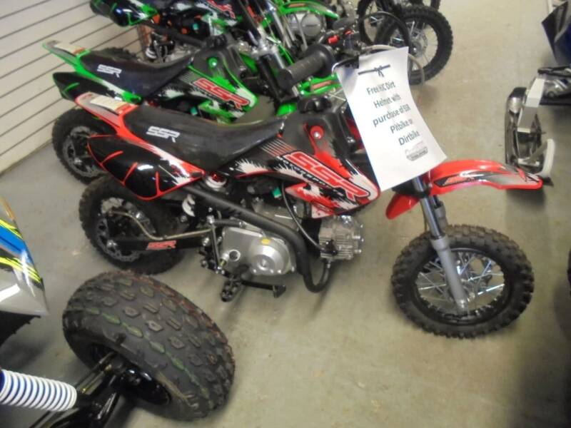 2018 SSR Motorsports SR70 for sale at CYCLE SHACK CARS in Rome NY