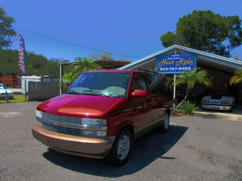 2004 Chevrolet Astro LT