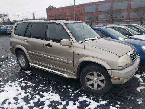 2001 Suzuki XL7 for sale at Kash Kars in Fort Wayne IN