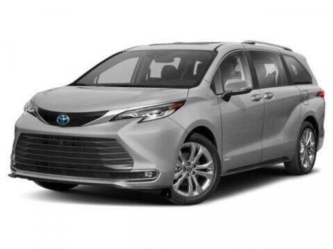 2021 Toyota Sienna for sale at Quality Toyota - NEW in Independence MO