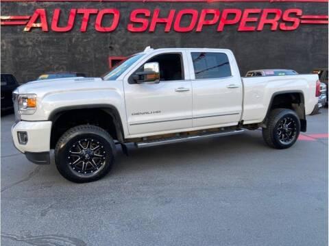 2018 GMC Sierra 2500HD for sale at AUTO SHOPPERS LLC in Yakima WA