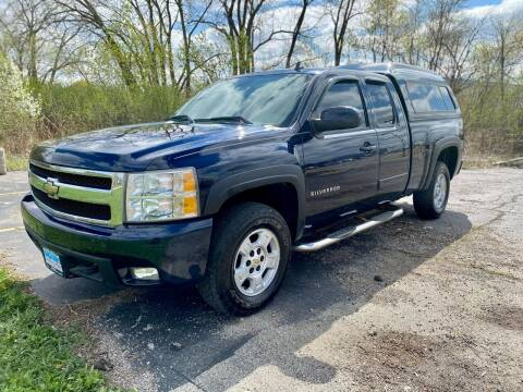 2008 Chevrolet Silverado 1500 for sale at Siglers Auto Center in Skokie IL