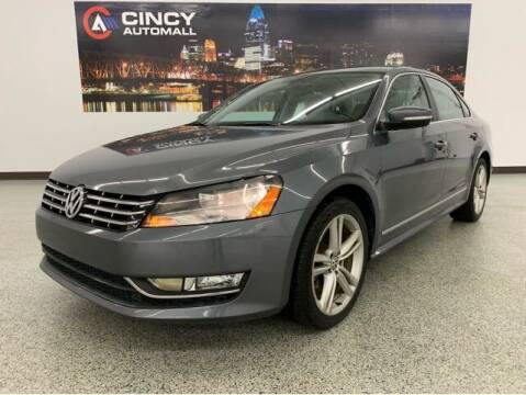 2013 Volkswagen Passat for sale at Dixie Motors in Fairfield OH