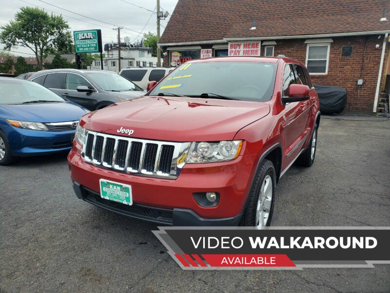 2011 Jeep Grand Cherokee for sale at Kar Connection in Little Ferry NJ