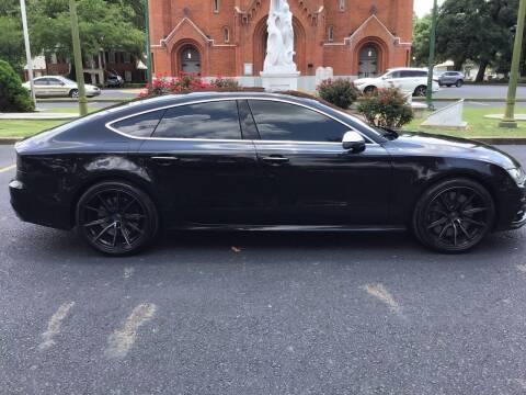 2016 Audi S7 for sale at Dominique Auto Sales in Opelousas LA