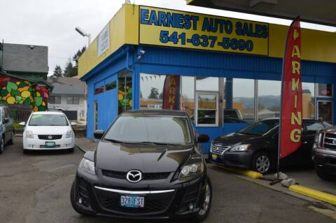 2011 Mazda CX-7 for sale at Earnest Auto Sales in Roseburg OR
