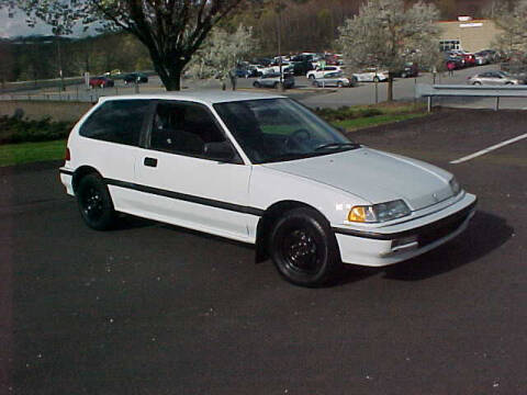 1991 Honda Civic for sale at North Hills Auto Mall in Pittsburgh PA