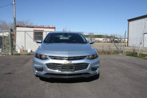 2018 Chevrolet Malibu for sale at Fabela's Auto Sales Inc. in Dickinson TX