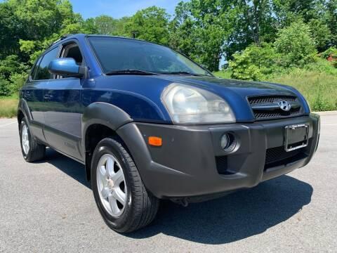 2005 Hyundai Tucson for sale at Auto Warehouse in Poughkeepsie NY