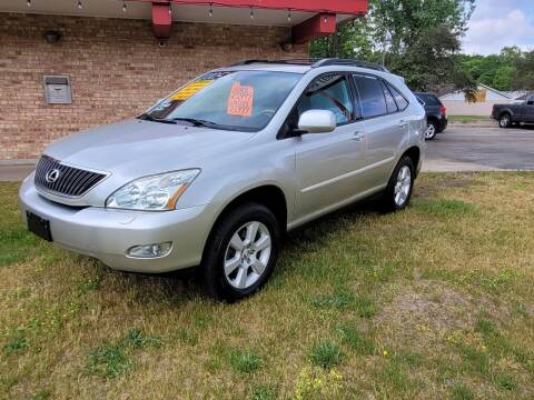 2005 Lexus RX 330 for sale at Murdock Used Cars in Niles MI