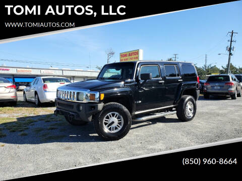 2006 HUMMER H3 for sale at TOMI AUTOS, LLC in Panama City FL