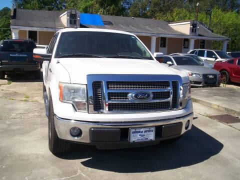 2010 Ford F-150 for sale at Louisiana Imports in Baton Rouge LA