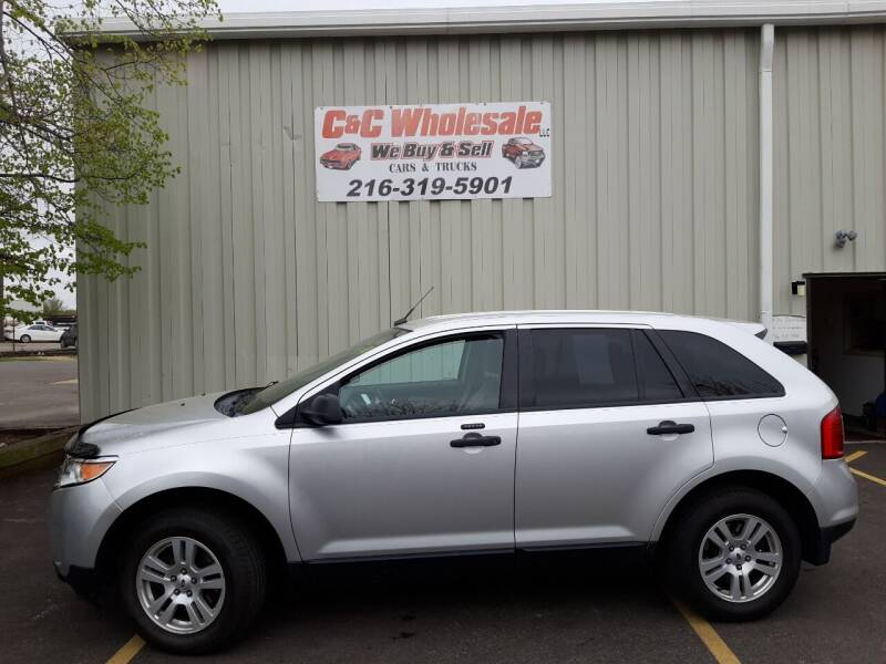 2012 Ford Edge for sale at C & C Wholesale in Cleveland OH
