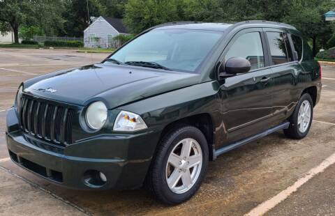 2010 Jeep Compass for sale at Mr Cars LLC in Houston TX