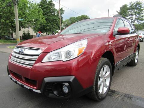 2014 Subaru Outback for sale at PRESTIGE IMPORT AUTO SALES in Morrisville PA