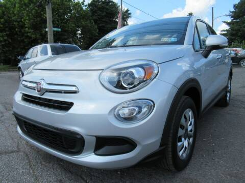 2016 FIAT 500X for sale at PRESTIGE IMPORT AUTO SALES in Morrisville PA