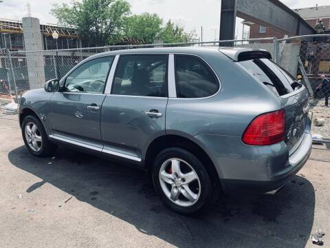 2004 Porsche Cayenne for sale at Bluesky Auto in Bound Brook NJ