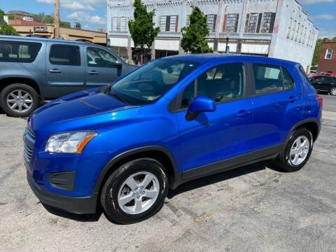 2016 Chevrolet Trax for sale at East Main Rides in Marion VA