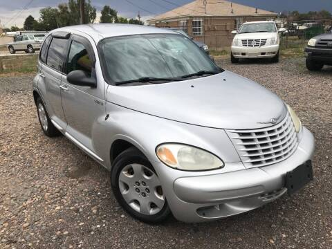 2005 Chrysler PT Cruiser for sale at 3-B Auto Sales in Aurora CO