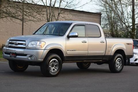 2005 Toyota Tundra for sale at Beaverton Auto Wholesale LLC in Aloha OR