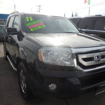 2011 Honda Pilot for sale at Luxor Motors Inc in Pacoima CA