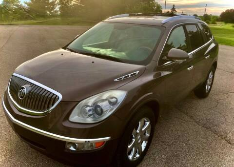2009 Buick Enclave for sale at CarZip in Indianapolis IN