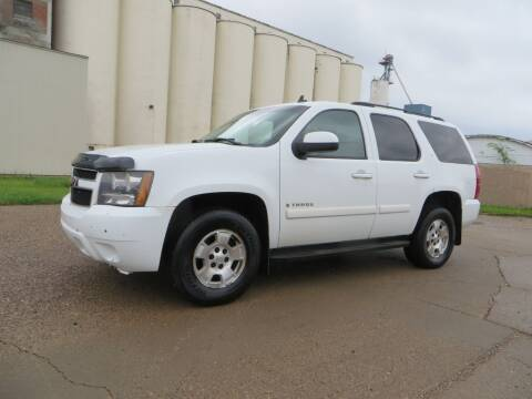 2008 Chevrolet Tahoe for sale at The Car Lot in New Prague MN