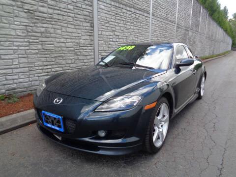 2004 Mazda RX-8 for sale at Matthews Motors LLC in Algona WA