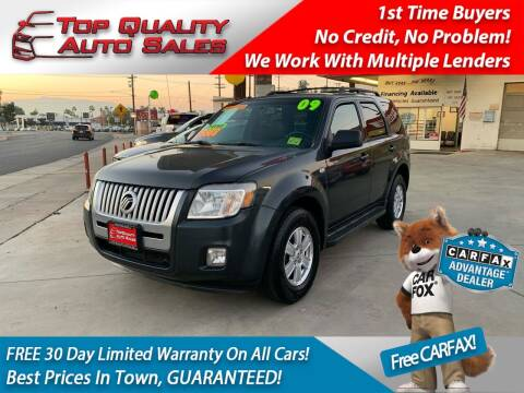 2009 Mercury Mariner for sale at Top Quality Auto Sales in Redlands CA