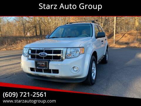 2011 Ford Escape for sale at Starz Auto Group in Delran NJ