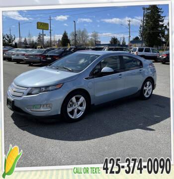 2014 Chevrolet Volt for sale at Corn Motors in Everett WA
