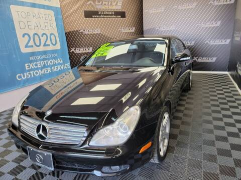 2007 Mercedes-Benz CLS for sale at X Drive Auto Sales Inc. in Dearborn Heights MI