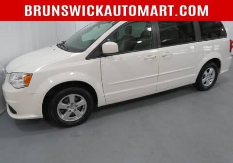 2012 Dodge Grand Caravan for sale at Brunswick Auto Mart in Brunswick OH