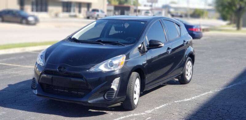 2016 Toyota Prius c for sale at Vision Motorsports in Tulsa OK