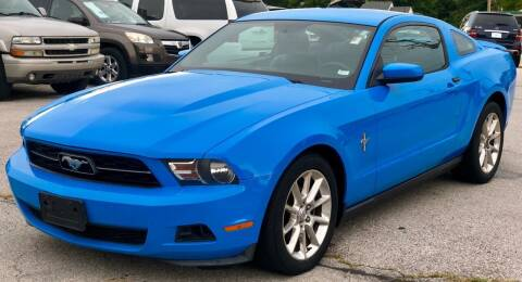 2010 Ford Mustang for sale at Auto Target in O'Fallon MO