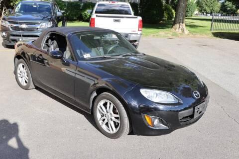 2012 Mazda MX-5 Miata for sale at FENTON AUTO SALES in Westfield MA
