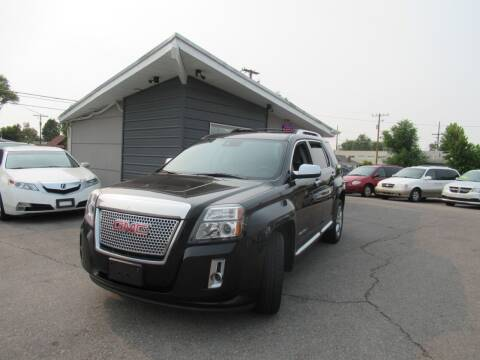 2014 GMC Terrain for sale at Crown Auto in South Salt Lake UT