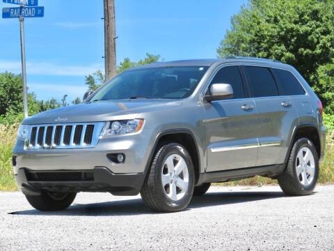 2013 Jeep Grand Cherokee for sale at Tonys Pre Owned Auto Sales in Kokomo IN