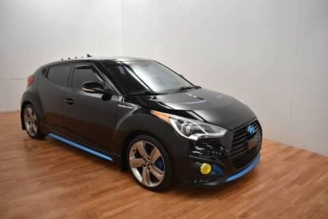 2013 Hyundai Veloster for sale at Paris Motors Inc in Grand Rapids MI