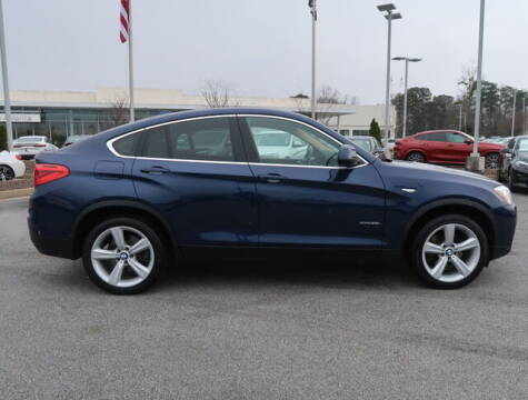 2016 BMW X4 for sale at Southern Auto Solutions - BMW of South Atlanta in Marietta GA